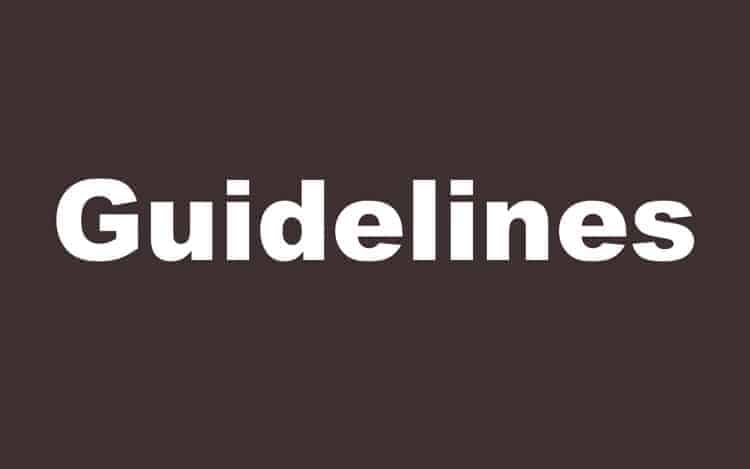 button to read The Deadlands guidelines